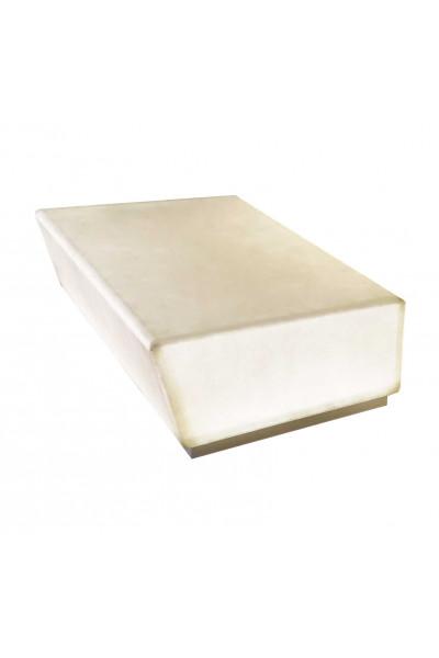 Скамейка куб с рисунком светящаяся