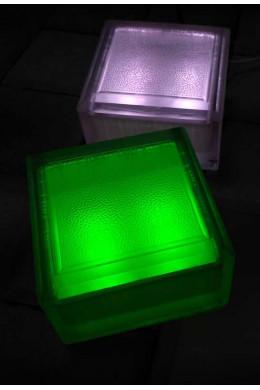 Светящаяся брусчатка 100х100х60 RGB