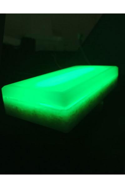 Брусчатка светодиодная зеленая