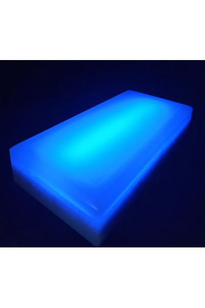 Брусчатка светодиодная синяя