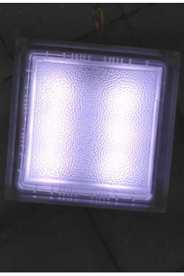 Брусчатка светодиодная 100х100х60 белая