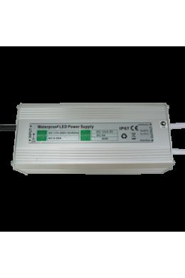 Ecola LED strip Power Supply 60W 220V-12V IP67 блок питания для светодиодной ленты