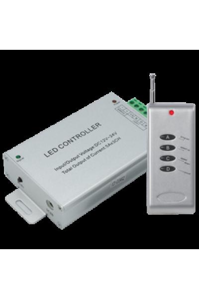 Аудио контроллер для светодиодной ленты