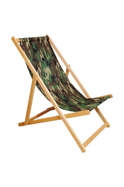 Пляжное Кресло Шезлонг складное